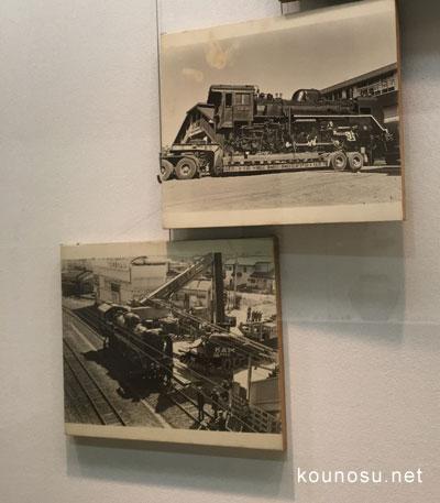 高崎線開業当初の写真