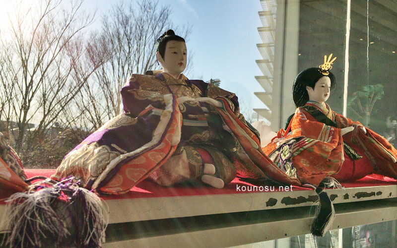 鴻巣びっくりひな祭りクレアこうのすひな人形