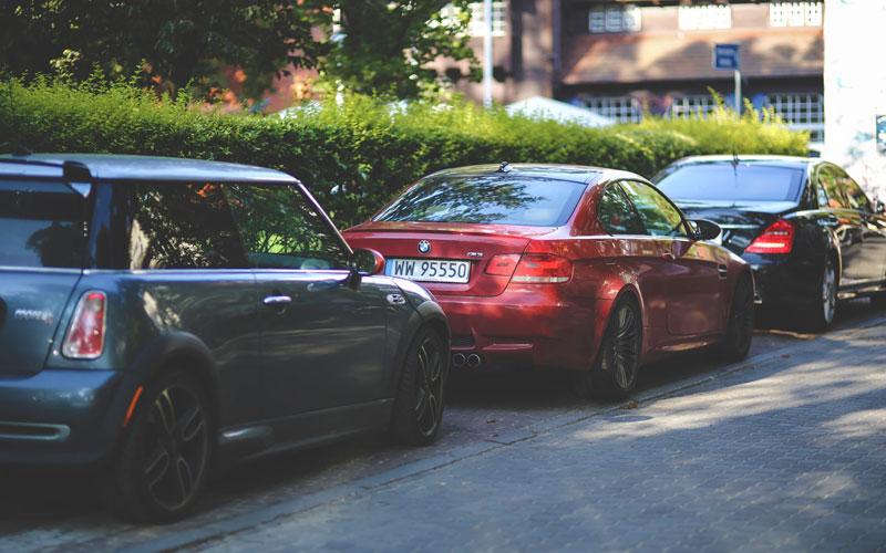 縁側日和駐車場について