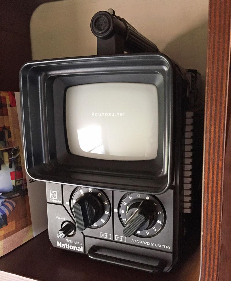 レトロなテープレコーダー