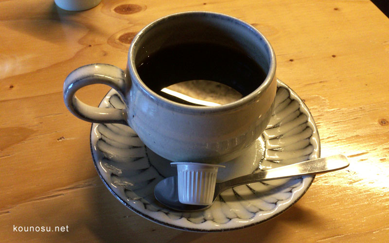 兵庫県 たつの市 自家焙煎珈琲わのわ ブレンドコーヒー