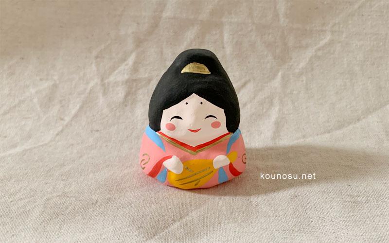 【開運招福・女子力アップ】鴻神社・幸の宮弁天社の弁天さま